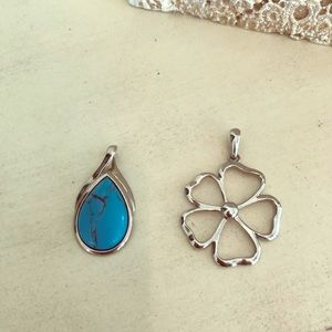 Lia Sophia necklace pendants.